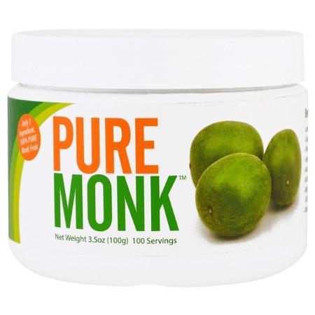 100% Luo Han Guo Mönchsfrucht Zucker